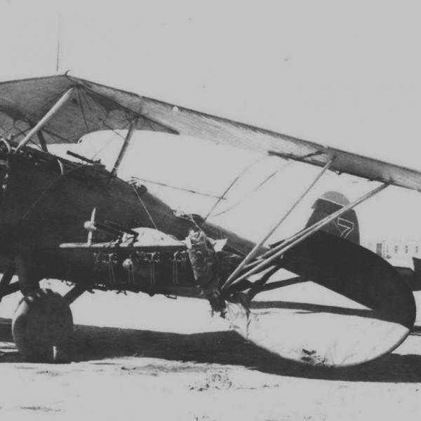 6.Р-5Ш после аварийной посадки
