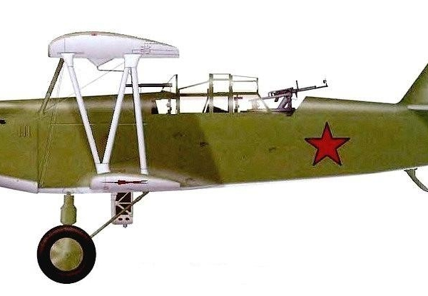 6.Р-Z ВВС СССР. Рисунок.