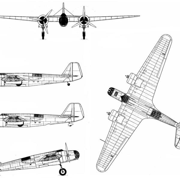 6.СБ-2РЦ. Схема.