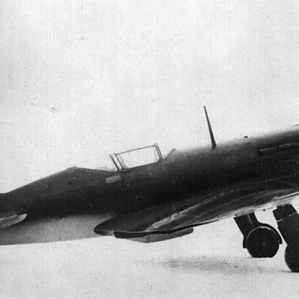 6.Серийный МиГ-1.