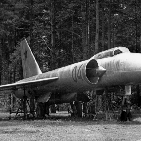 6а.3-й опытный Ла-250А в музее ВВС Монино