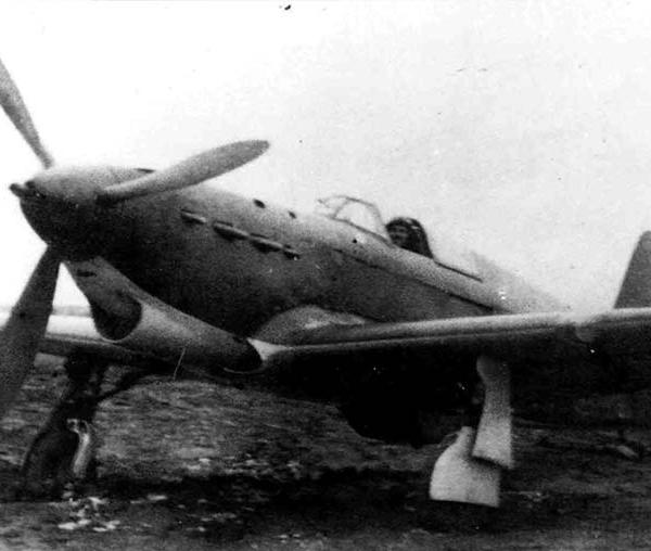 6г.Истребитель Як-1.