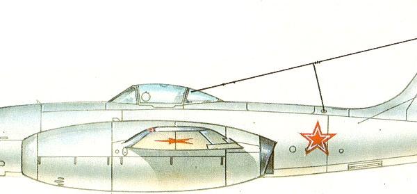 7.Су-11 (первый). Рисунок.