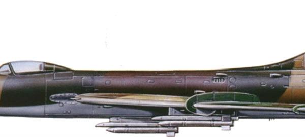 7.Су-7Б. Рисунок.