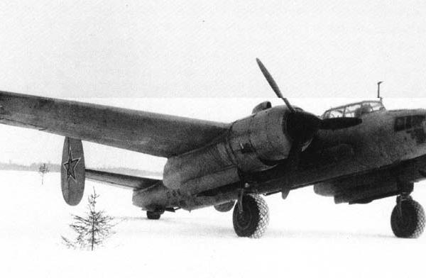 7.Торпедоносец Ту-2Т (62Т).