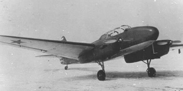 7.Учебно-тренировочный самолет УТ-3М. 2