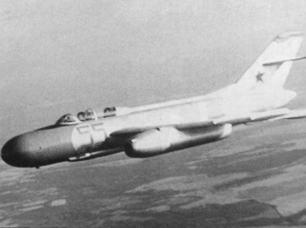 7.Як-25М из 611-го иап ПВО.