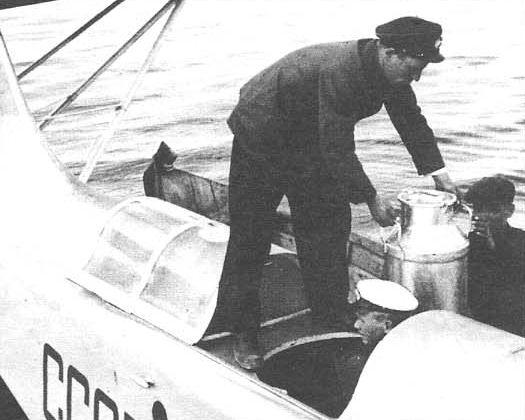 7.Загрузка МП-1бис.