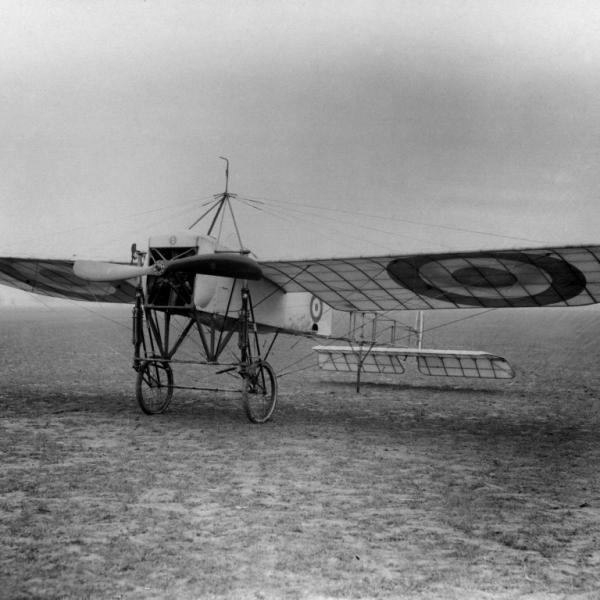 7а.Bleriot XI-2 ВВС Англии.