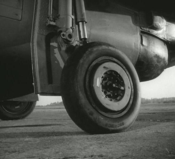 7г.Стойка шасси МиГ-9.