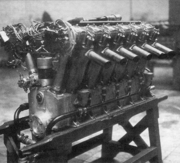 8.Двигатель М-5 мощностью 400 л.с.