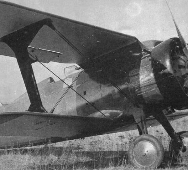 8.И-15 ВВС респ. Испании.
