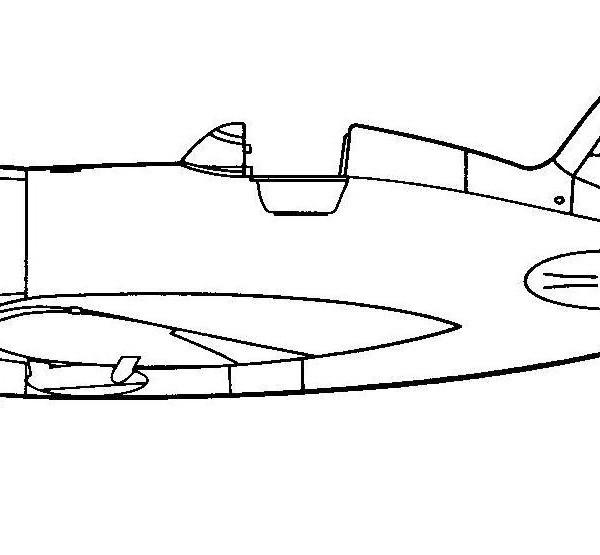 8.И-16 тип 6. Схема.