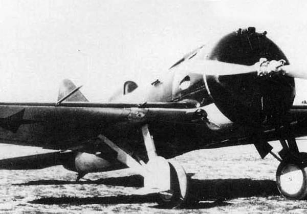 8.Истребитель И-16 тип 18.