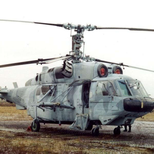 8.Ка-29 на аэродроме в Чеченской республике. 2