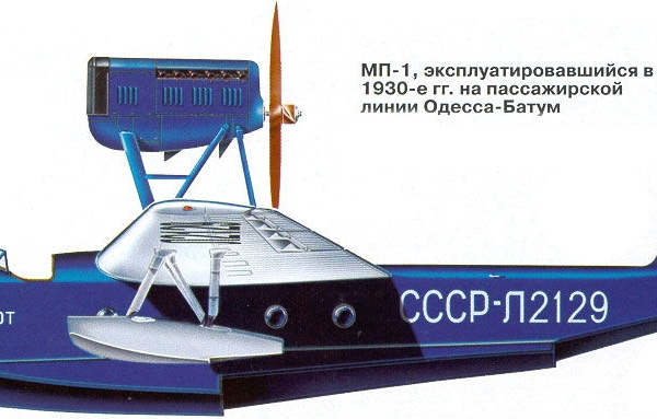8.МП-1 М-17б. Рисунок.