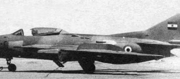 8.МиГ-19С ВВС Египта.