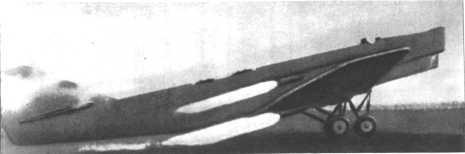 8.Ракетный старт бомбардировщика ТБ-1 1933 г.