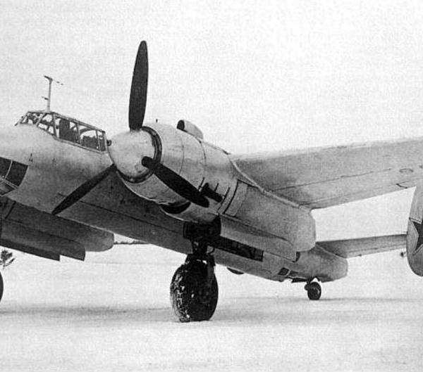 8.Серийный Ту-2 послевоенного выпуска. 1