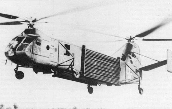 8.Трубоукладчик Як-24Т..