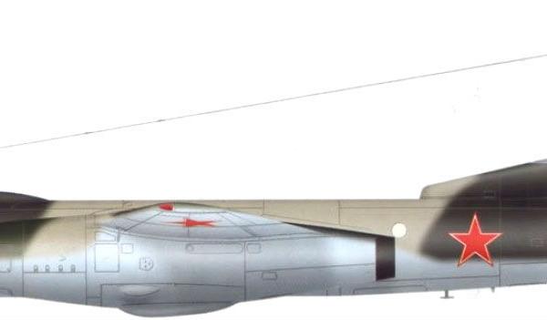 8.Ту-14Т. Рисунок.