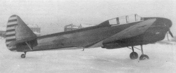 8.Учебно-тренировочный самолет УТ-3М (С-17).