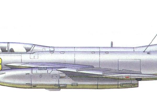 8.Як-27К-8. Рисунок.