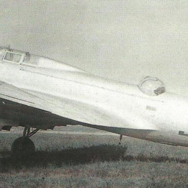 8а.ДБ-3М с моторами М-87 и увеличенной пилотской кабиной.