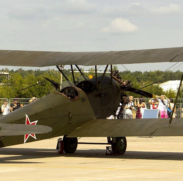 8а.Реплика У-2ВС. 2