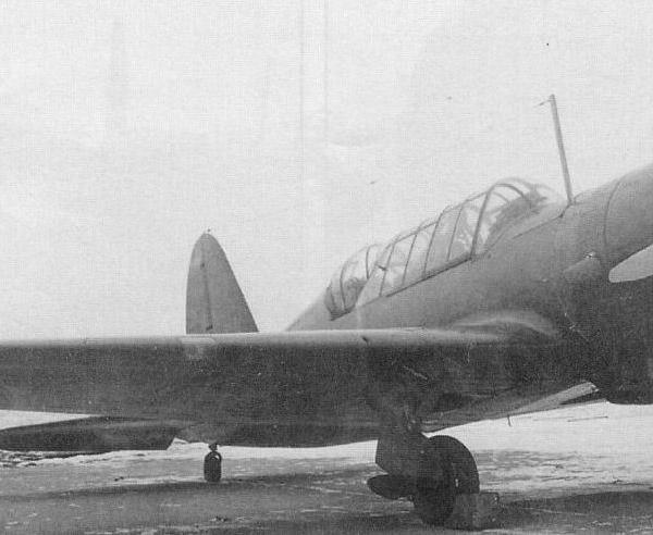 8а.Серийный ББ-1 с двигателем М-88