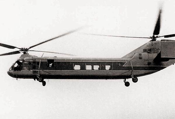 8г.Як-24К в полете.