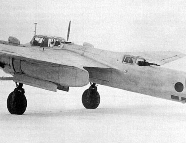 9.Серийный Ту-2 послевоенного выпуска. 2.