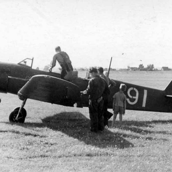 9.Як-18. Витебский аэроклуб. 1961г.