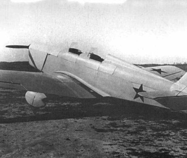 9а.УТ-2 с двигателем МВ-4. НИИ ВВС. 1939 г.