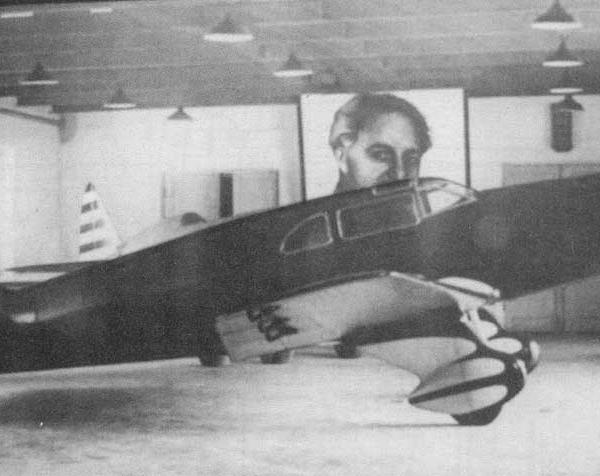 1.АИР-11. Москва, 1936 г.