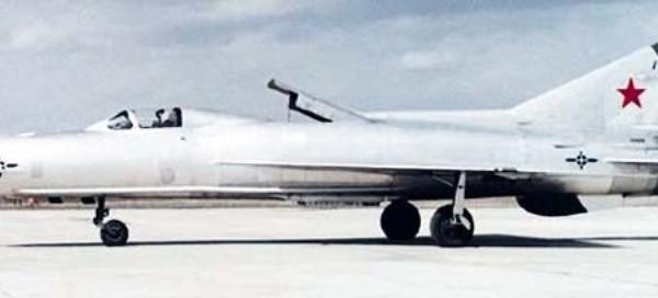 1.Экспериментальный МиГ-21ПД (Е-7ПД)