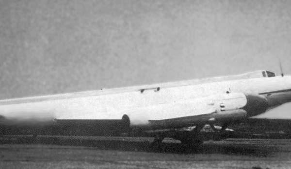 1.Экспериментальный самолет НМ-1(РСР)