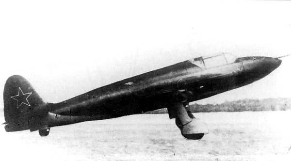 1.Истребитель 302П.