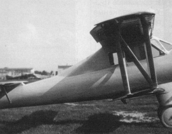 1.Легкий самолет ВВА-1 на Ходынском поле.