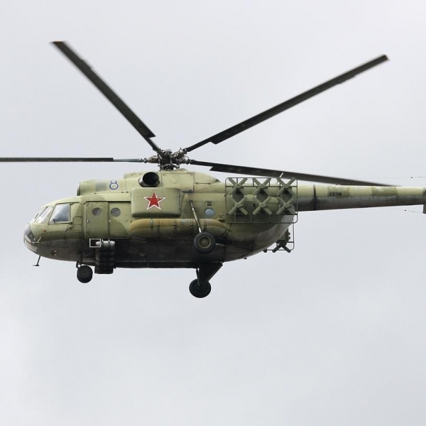 1.Ми-8ППА ВВС СССР.
