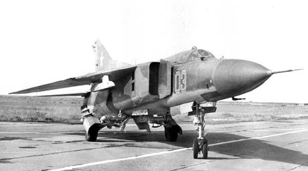 1.МиГ-23М