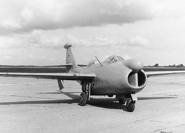 1.МиГ-9Л