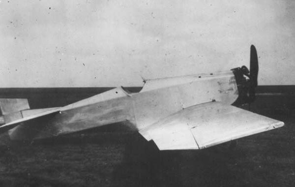 1.Первая авиетка в СССР - ВОП-1.