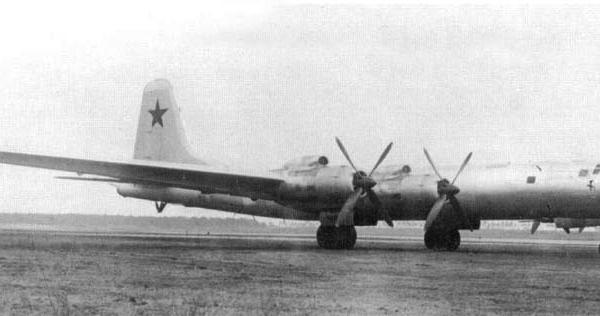 1.Первый прототип Ту-85-1