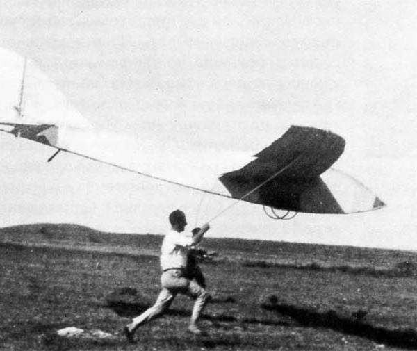1.Планер АВФ-14.