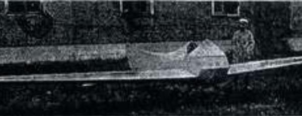1.Планер П-5 Буревестник