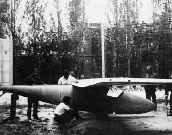1.Регулировка планера КПИР-4. Киев 1925 г.