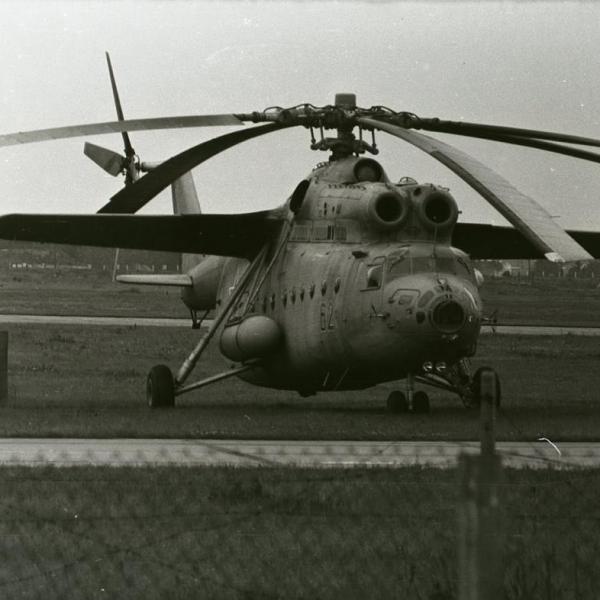 10.Ми-6 на стоянке. 2
