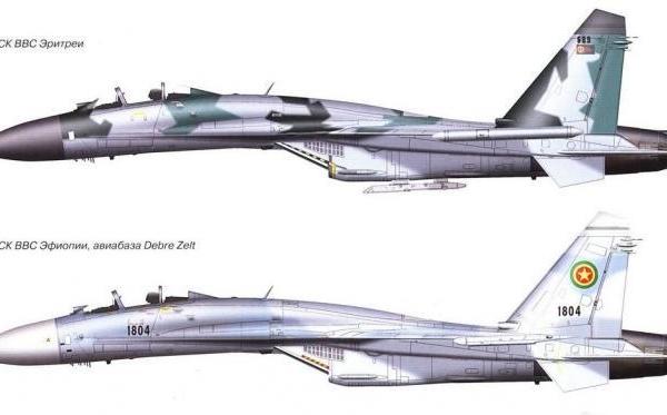 10.Су-27СК. Рисунок