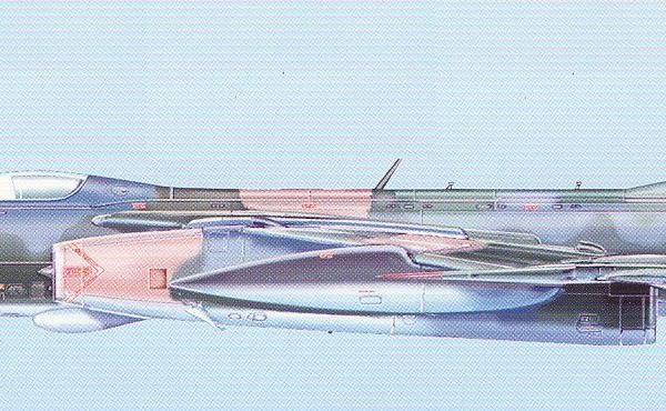 10.Як-28. Рисунок.